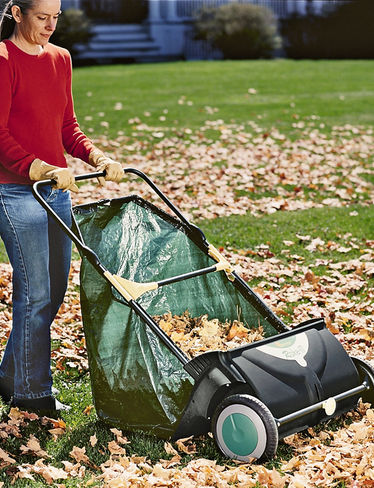 leaf sweeper