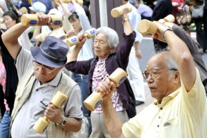 japanese seniors